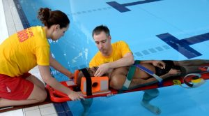 Rescue board cursus